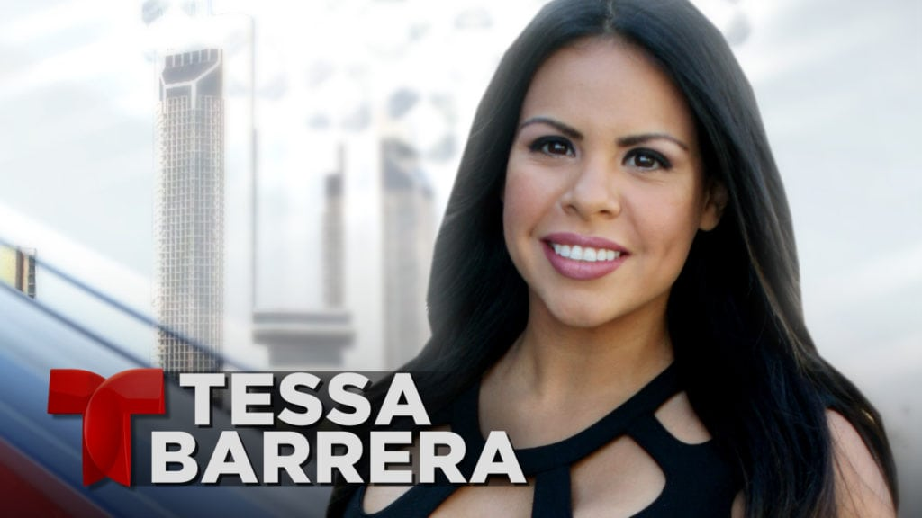 Tessa Barrera - Deportes